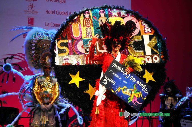 Gran originalidad en Carnaval calagurritano