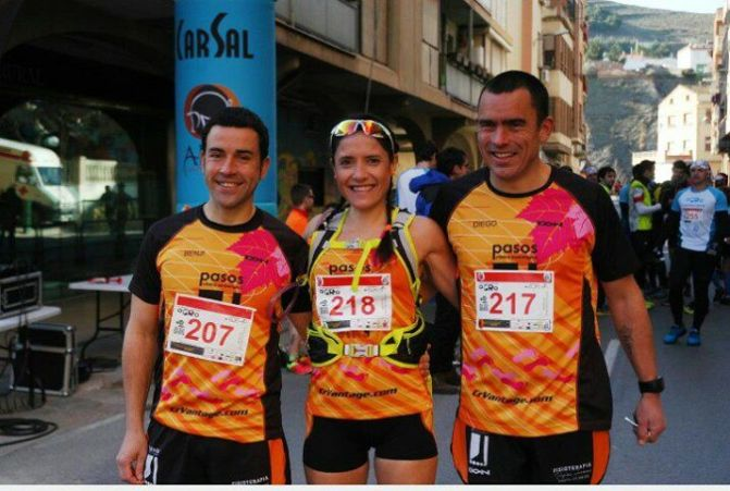 El Pasos Runners, no para