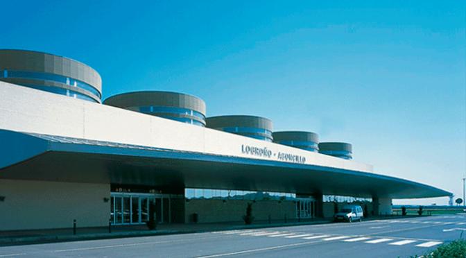 El aeropuerto Logroño-Agoncillo se convertirá en internacional gracias a su habilitación como paso fronterizo