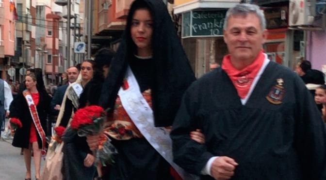 La Peña Calagurritana estuvo en Benicarló con la Falla el Caduf