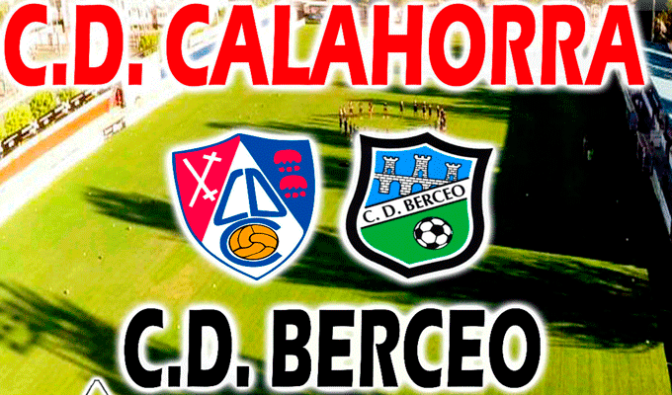 El domingo partido del CD Calahorra