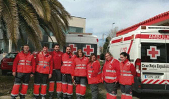 Balance de Cruz Roja de las pasadas Fiestas de Marzo