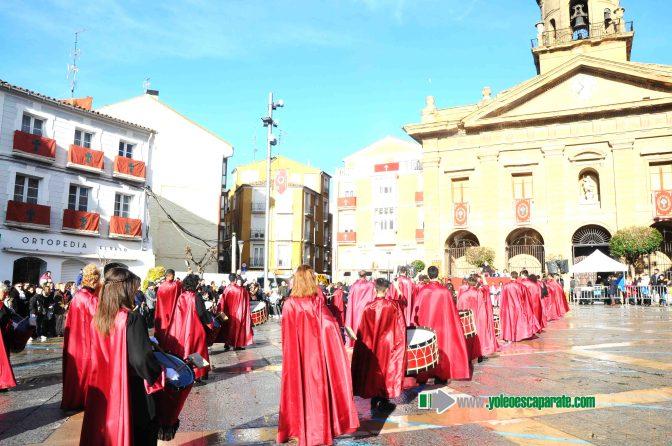 VIDEO: XVIII Concentracion de bandas procesionales de Calahorra