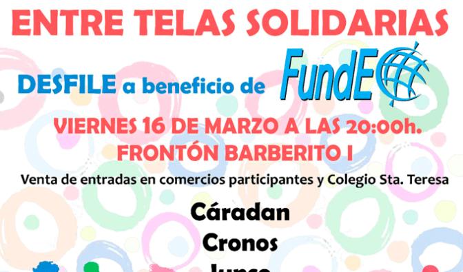 Hoy desfile solidario en Calahorra