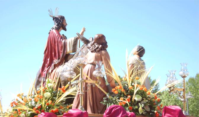 Hoy Procesión de La Borriquilla