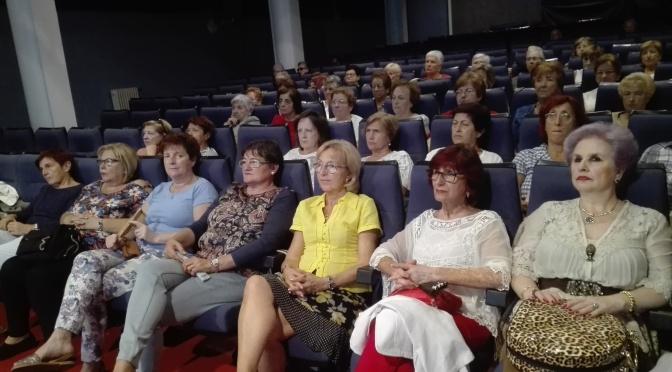 Actividades con motivo de la celebración del dia de la mujer trabajadora en San Adrián