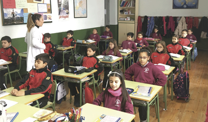 Agustinos introduce Mindfulness como herramienta educativa