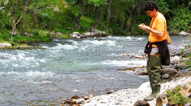 Cursos presenciales para obtener la licencia de pesca de La Rioja