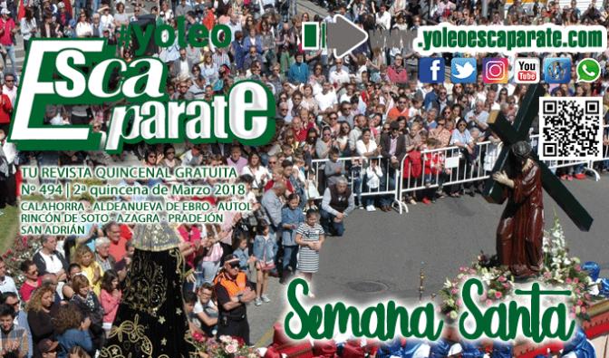 Semana Santa ➕ en Escaparate, ya puedes conocer todos los detalles 📲