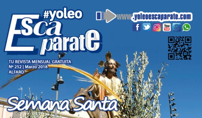 Edición de Semana Santa ➕ de Escaparate Alfaro, ya disponible📲