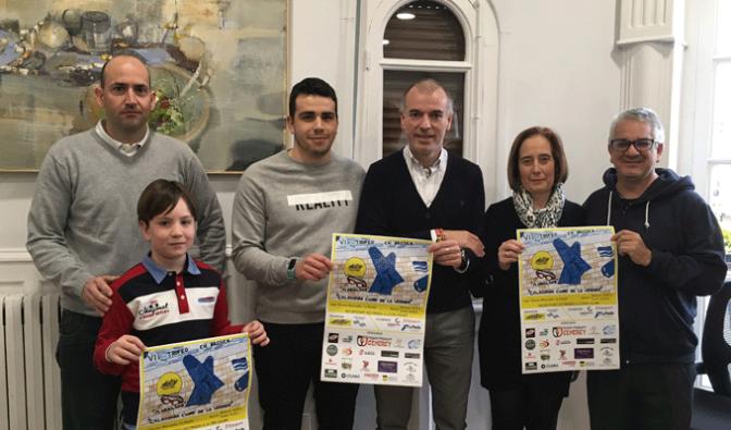 Presentación del VII Trofeo CN Nassica Calahorra