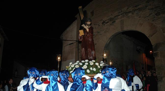 Hoy Vía Crucis Penitencial Juvenil