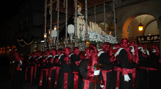 Procesiones de Viernes Santo en Calahorra