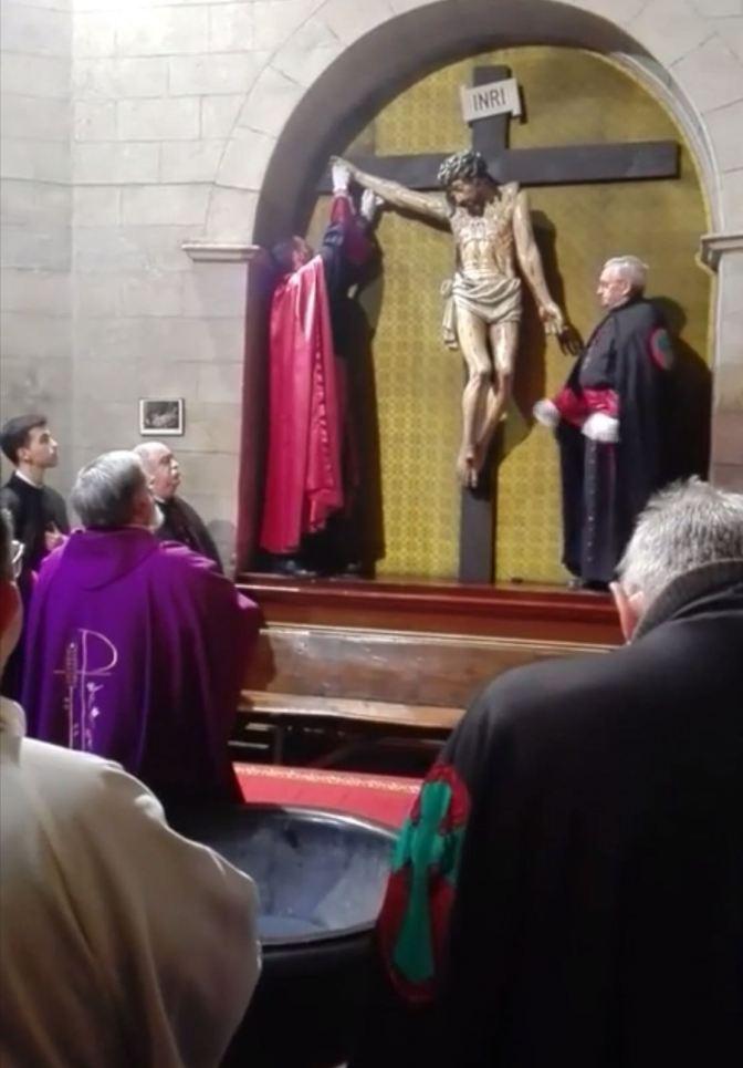 Galería: Imposicón de medallones y descendimiento del Señor