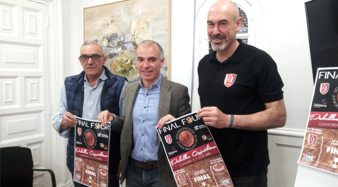 Final Four Junior este fin de semana en Calahorra