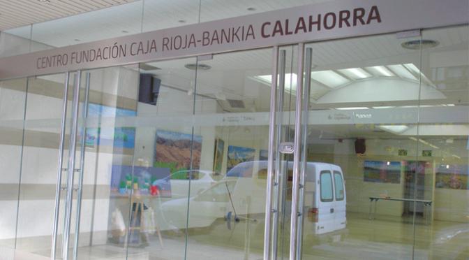 """La exposición """"El Rioja y los 5 sentidos"""" en el Centro Fundación Caja Rioja-Bankia"""