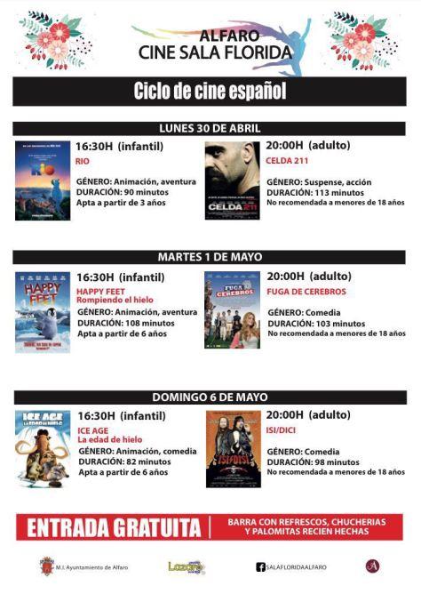 Ciclo cine español