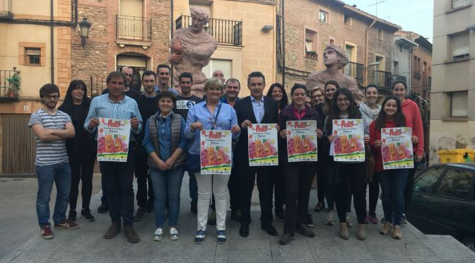 El 14 de julio, concentración de Peñas Riojanas