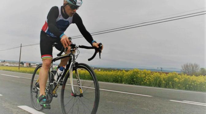 Inaugurada la temporada de triatlón dentro de la Comunidad de La Rioja