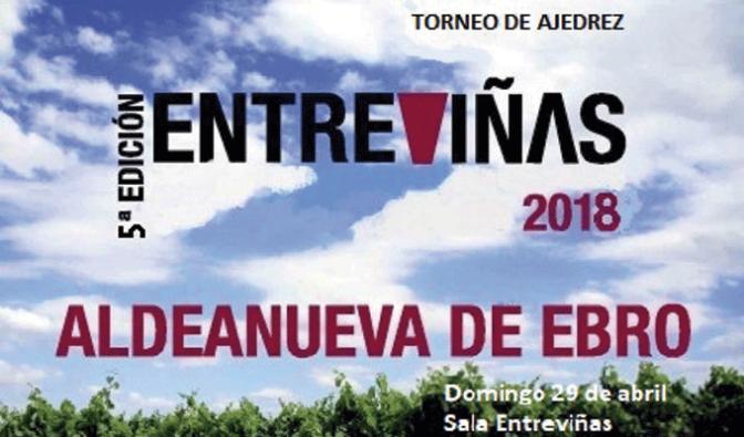V Torneo Entreviñas de Ajedrez
