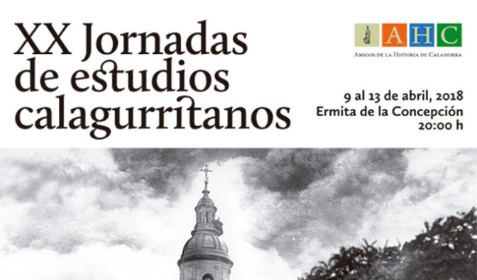 XX Jornadas de Estudios Calagurritanos