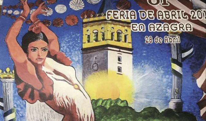 VI Feria de abril en Azagra