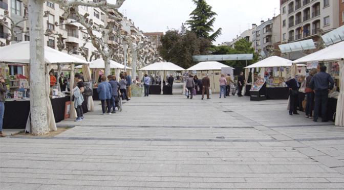 Cuatro librerías participan en la Feria del Libro de Calahorra el 23 de abril