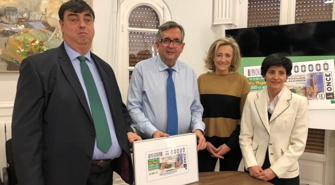 Las XXII Jornadas Gastronómicas de la Verdura protagonistas del cupón de la ONCE hoy
