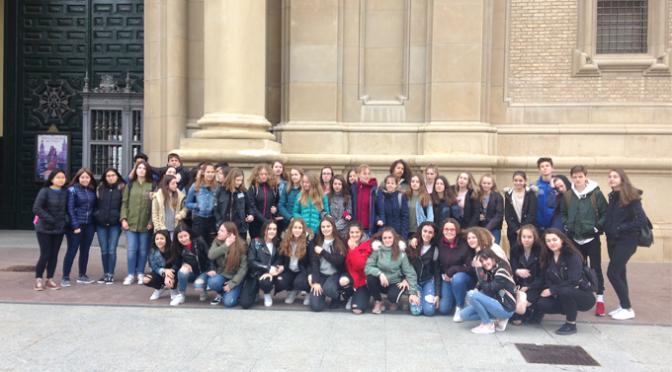 Intercambio con Alemania de los alumnos del Ies Valle del Cidacos