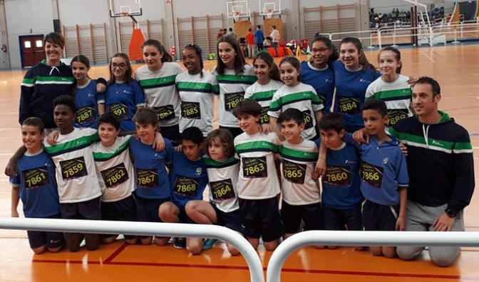 Teresianas representará a La Rioja en el torneo nacional de Jugando al Atletismo