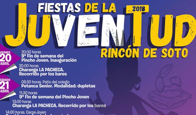 Fin de semana de la Juventud en Rincón de Soto