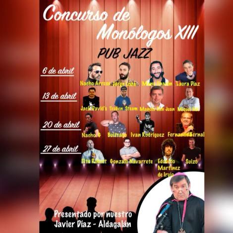 monologos pub jazz