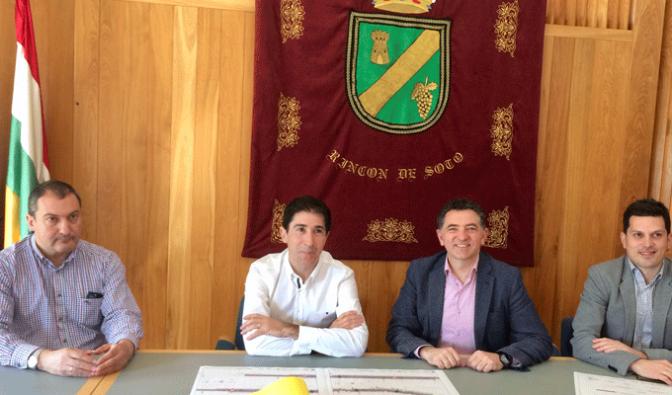 Proyecto mejora travesía Rincón de Soto