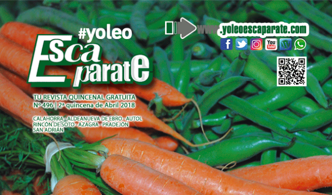 Todo preparado para degustar las XXII Jornadas Gastronómicas de la Verdura