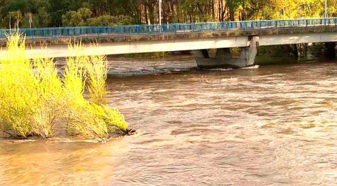 San Adrián y Azagra presentarán este otoño sus nuevos planes de emergencias ante el riesgo de inundación