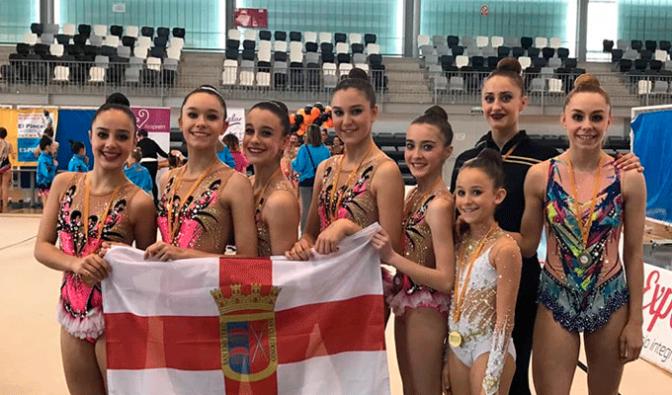 III Torneo Rítmica Octavus en Utebo –Zaragoza-