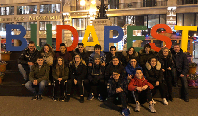 Viaje de estudios de bachiller de Agustinos
