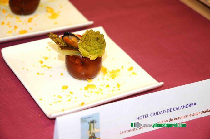 Esta tarde se presenta la Ruta de pinchos de las XXII Jornadas Gastronómicas de la Verdura