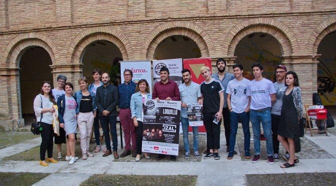 """""""Navarra Sur Festival"""" llenará las calles de Tudela de música, actividades y encuentros gastronómicos"""