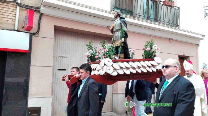Galería: Procesión de San Isidro en Pradejón