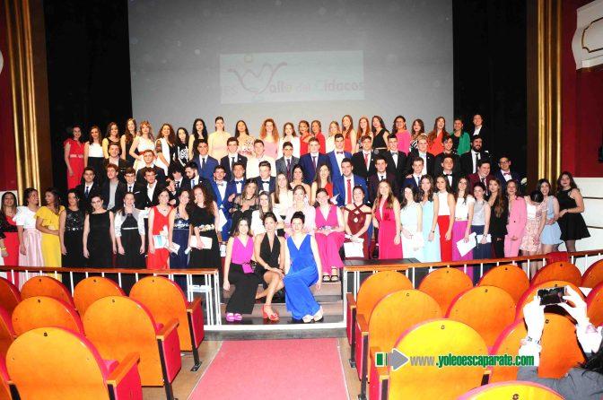 Galeria: Acto de graduacion de los alumnos de bachillerato y ciclos superiores