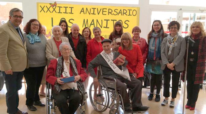 33 aniversario de la residencia de personas mayores Los Manitos de Calahorra