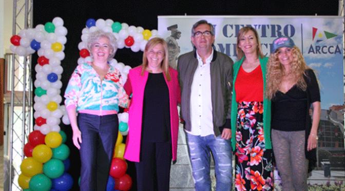 ARCCA montó una gran fiesta con motivo de su 15 aniversario