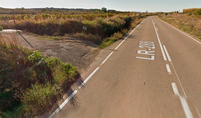 Mejora de un tramo del Camino Jacobeo del Ebro en Alfaro para aumentar la seguridad vial