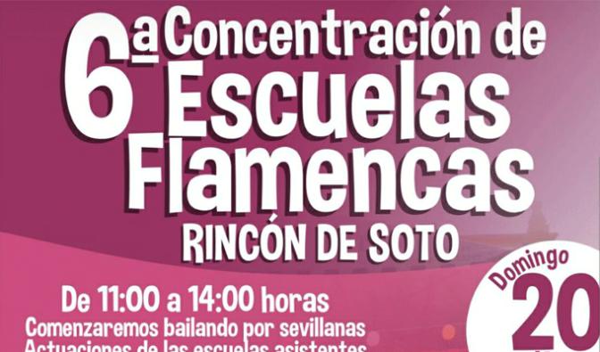 6ª Concentración de Escuelas flamencas En Rincón de Soto