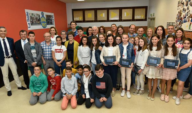 La Salle-El Pilar de Alfaro representara a La Rioja en el concurso escolar Consumópolis