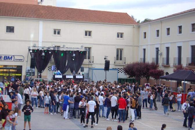 PSOE e IZQUIERDA UNIDA de Alfaro denuncian censura en una fiesta LGTBI