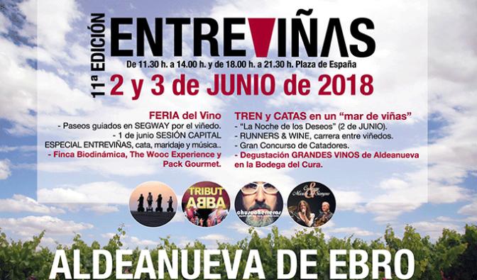 Este fin de semana Feria Entreviñas 2018