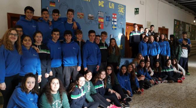 Día de Europa en el Colegio Santa Teresa