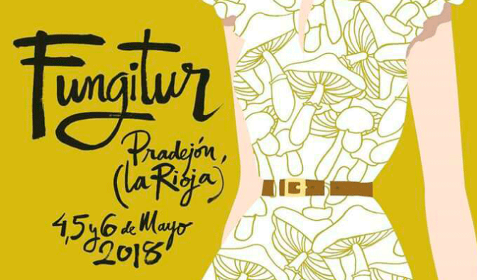 Pequeño homenaje al mundo de los hongos este fin de semana en la VI Feria Fungitur
